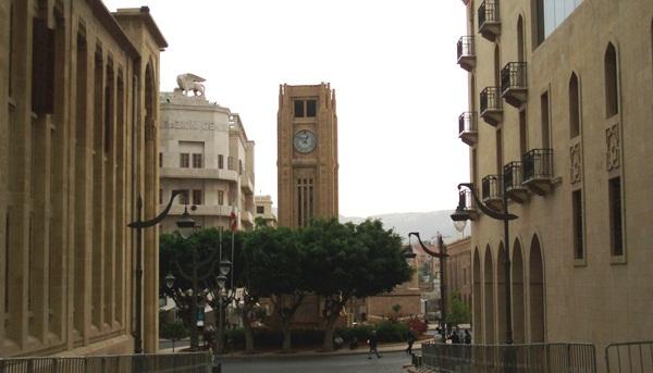 Place des Etoiles - das Herz von Beirut