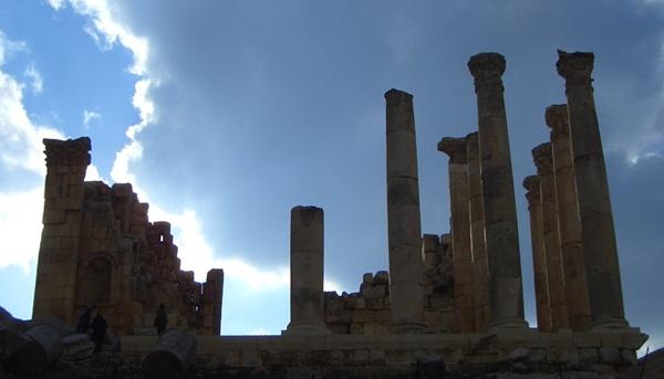 Der Jupitertempel von Jerasch