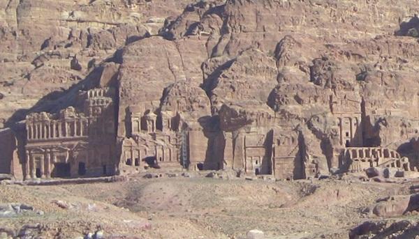 Königswand Petra