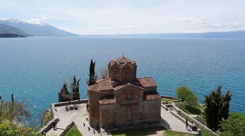 st. jovan kaneo kirche ohrid mazedonien