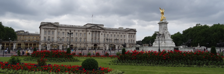Buckingham Palace 1500 x 500
