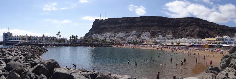 Puerto de Mogan Panorama
