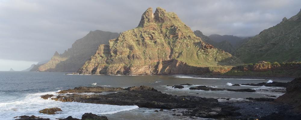 Anaga Gebirge Punta del Hidalgo Dos Hermanos