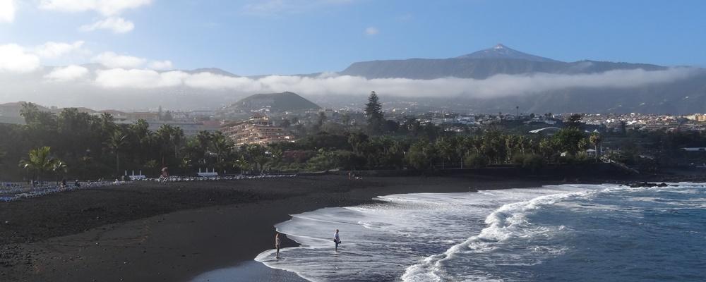 Playa Jardin Teneriffa