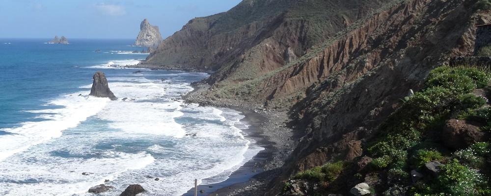 Playa de Benijo Teneriffa Anaga
