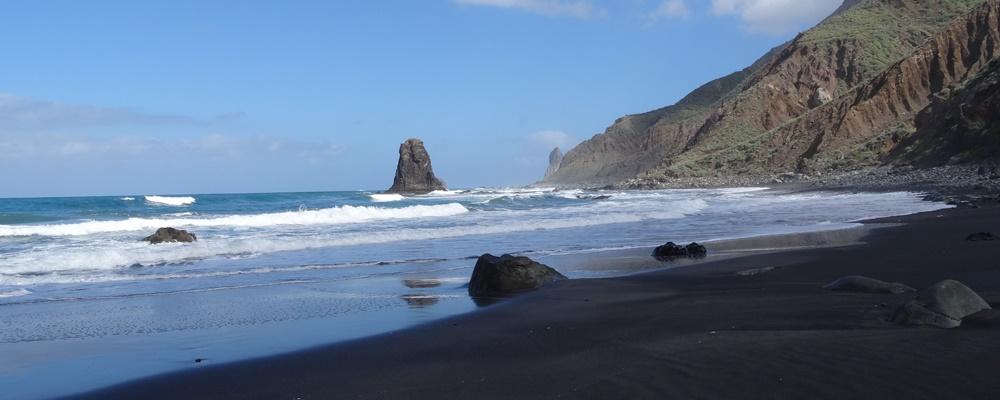 Playa del Benijo Teneriffa 2