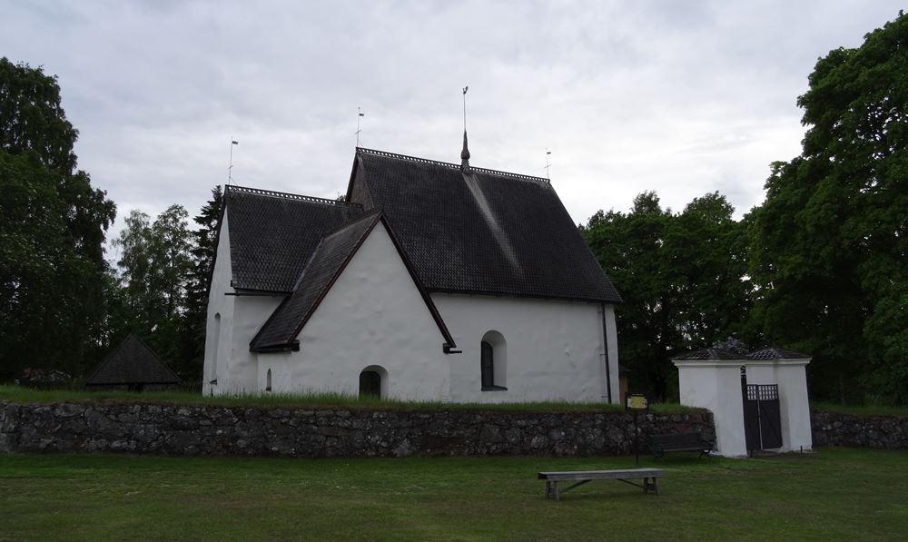 Kirche Alnö