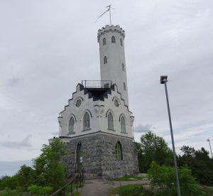 Oscarsborg Söderhamn Schweden