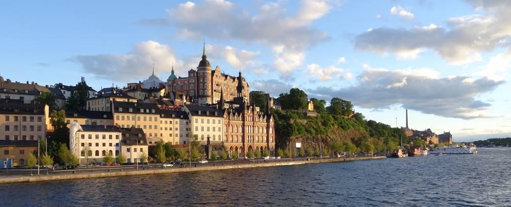 Södermalm Stockholm Montelinsvägen