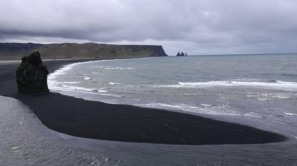 Dyrholaey Vik Island