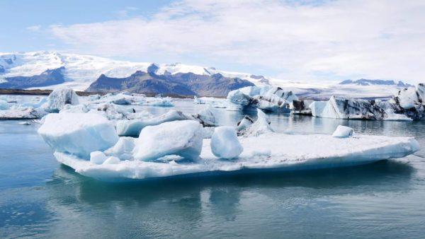 Jökülsarlon Gletscherlagune Island