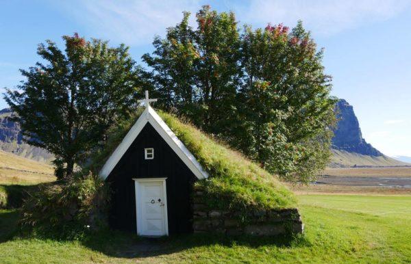 Nupsstadur, ein Hof auf Island