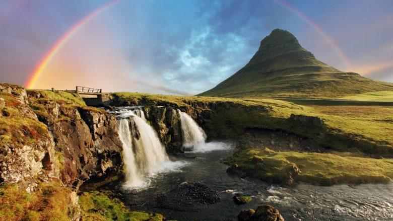 kirkjufell kirkjufellsfoss island