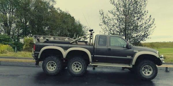 jeep island bei klaustur